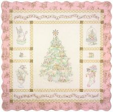 DECK THE HALLS EMBROIDERY Quilt Assembly PATTERN From Crabapple Hill Studio