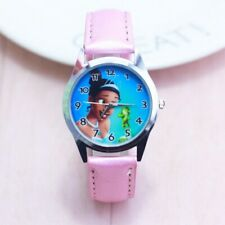 The Princess and the Frog Child  Women Girl Wrist Watch Adjustable Pink