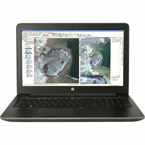 HP ZBOOK 17 G3 Mobile Workstation Laptop | i7-6820HQ 2.7GHz | Quadro | 32GB