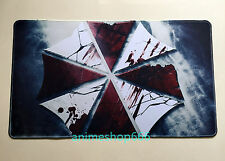 Resident Evil YGO VG Mat Game Mouse Pad Custom Playmat Free Shipping #14