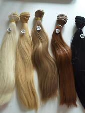 1 X Meter Synthetisch Haar Teile Verschiedenen Schattierungen