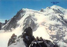 BF16 chamonix mont blanc les 3 pointes de la igulille du midi   France