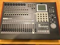 Korg D3200  32 Track Digital Recording Studio Used Working Tested Vintage Japan