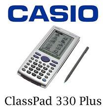 New Casio ClassPad 330 Plus - Graphics Calculator + stylus + Manuals + CD