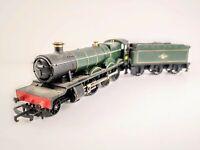 OO Gauge Hornby R759 Albert Hall 4983 G.W.R. Loco Green 4983