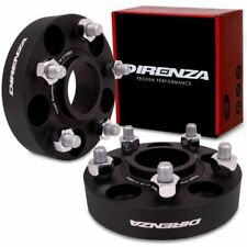 2 X 5MM ALLOY WHEELS SPACERS SHIMS FIT HONDA CIVIC 00-ON