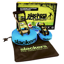 Slackers Slackline Set Classic incl. Teaching Line 15m