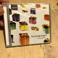 The Swingle Singers- Unwrapped, BN Sealed CD