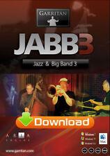 GARRITAN JAZZ AND BIG BAND 3 - MUSIC SOFTWARE NEW - DIGITAL - WIN/MAC MAKEMUSIC