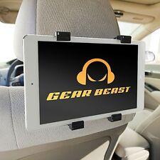 Tablet & eBook Reader Car Headrest Mounts for iPad Pro