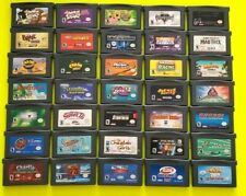 Authentic Gameboy Advance Games GBA SP DS  Pick What You Need ~ Buy More & Save