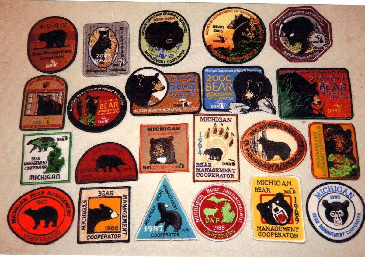 Pat's Hunting Patches
