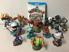 Wii U - Skylanders: Giants - Game & 12 Characters - good condition