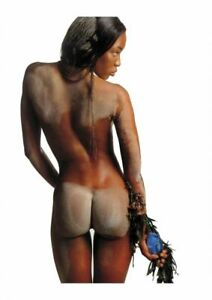 NAOMI CAMPBELL 90's Nineties Art Photo Poster  24 x 36 inch  1