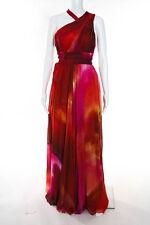 Matthew Williamson Multi-Color Gypsy Dancer Gown Size 6 New $2300 10104279