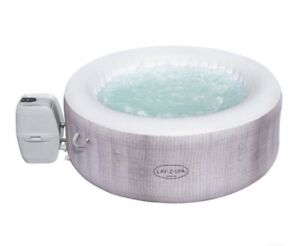 Lay Z Spa CANCUN 4 Person Inflatable Hot Tub 2021| 24 MONTH WARRANTY / BRAND NEW