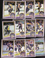 1984 OPC Team SET lot of 12 Los Angeles KINGS NM/MT o-pee-chee DIONNE NICHOLLS