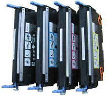 RE-MANUFACTURED SET f. HP Color LaserJet 5500 5500DN 5500DTN 5550