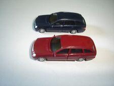 Mercedes Benz E / W124 Model Cars Set 1:87 H0 Kinder Surprise Plastic Miniatures