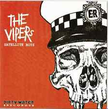 Dirty Water Records New Garage Punk The Vipers Satellite Boys Icarus