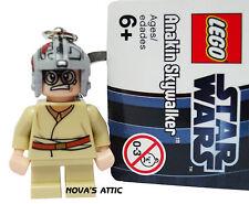 LEGO anakin skywalker pilot porte-clés keychain figurine neuf