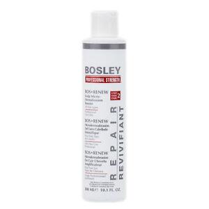 Bosley Renew Scalp Micro Dermabrasion Booster Serum 300 ml - 10.1 FL.OZ