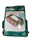 Bucilla Christmas Plastic Canvas Kit NOEL Tissue Box Cover #60630