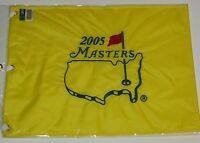 2005 Masters golf flag tiger woods wins augusta national 2019 masters pga