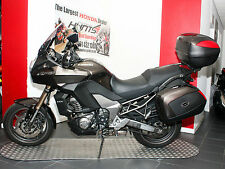 2013 '13 Kawasaki Versys 1000GT ABS. 1 Owner. Full Luggage, Heated Grips. £6,995