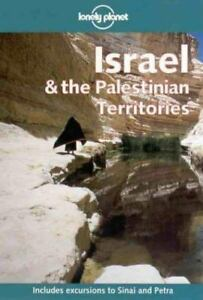 ISRAEL & THE PALESTINIAN TERRITORIES  LONELY PLANET GUIDE