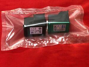 Orig. Druckerpatronen HP 337 Black + HP 343 Color Neu + Rechnung