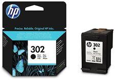 HP 302 (F6U66AE) Schwarz Tintenpatrone für HP Drucker