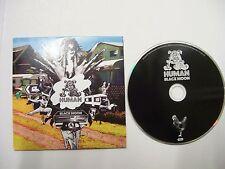 A.HUMAN Black Moon – 2008 EU CD PROMO Card Sleeve – Indie Rock