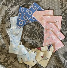 Slide on Hand Made dog/cat bandana!  XS