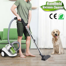 2in1 800W 2.2L Cyclonic Bagless Compact Cylinder Vacuum Cleaner Vac HEPA Hoover