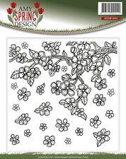 AMY PRIMAVERA Design Cartella Goffratura 15.2cm x 15.4 cm