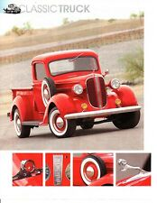 1938 DODGE RC PICKUP TRUCK ~ GREAT 3-PAGE ARTICLE / AD