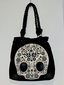 Loungefly Dia De Los Muertos (Sugar Skull Day of the Dead) Bag Disney vault 28