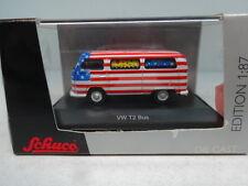 Schuco : VW T2a Bus Stars & Stripes  No: 25455  Scale 1:87