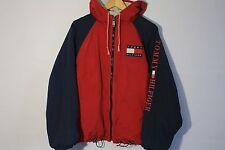 vintage Tommy Hilfiger jacket SIZE S rare big logo sleeve