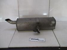 CITROEN C4 1.6 D 5M 66KW (2009) RICAMBIO SILENZIATORE POSTERIORE 00001730S4