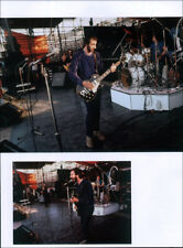 THE WHO POSTER PAGE . 1979 FREJUS NICE FRANCE CONCERT PETE TOWNSHEND . R99