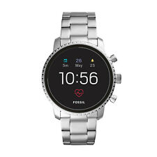 Fossil Q FTW4011 Explorist HR Silver Digital Smartwatch 45MM BRAND NEW SEALED