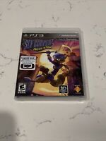Sly Cooper: Thieves in Time (Sony PlayStation 3, 2013) PS3 Clean Art Disc Case✅