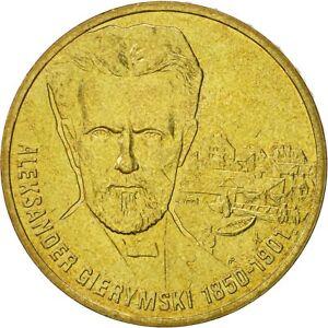 [#426046] Poland, 2 Zlote, 2006, Warsaw, MS(60-62), Brass, KM:575
