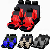 Universal Protectors Full Set Auto Seat Covers Fit For Car Truck SUV Van