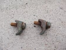 Oliver 70 Tractor Original 2 Seat Clamps With Bolts Clamp Amp Bolt