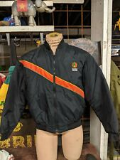 Swingster Golden Harvest Jacket Puffer Jacket Coat Winter Feed Seed Zip Up