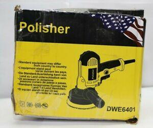 DWE6401 Multifunctional 700w Car Polisher 125mm Waxing Machine & Buffer Sander