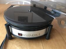 Systemdek II Biscuit Tin Turntable With Linn Arm